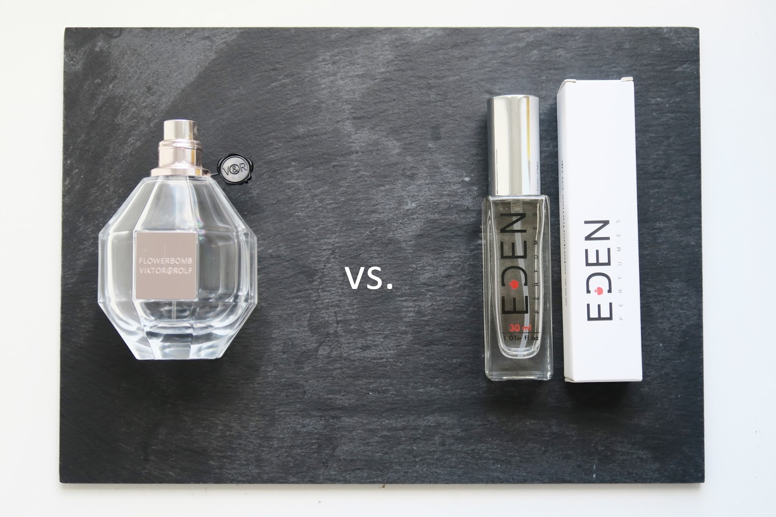 Eden Perfumes Cruelty Free Flowerbomb Dupe Review
