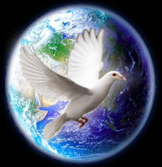 заедно в хармония и мир