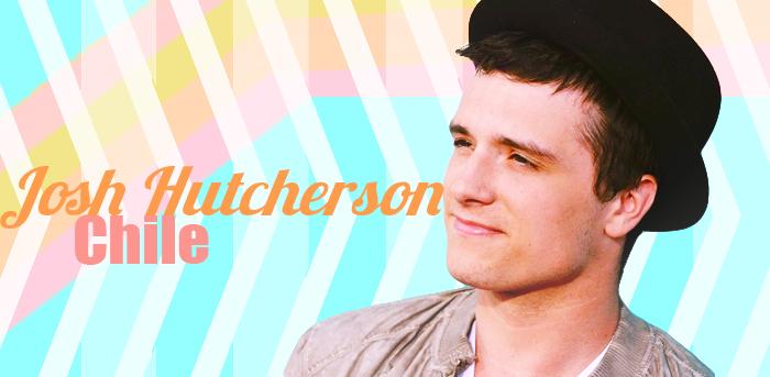 Josh Hutcherson Chile