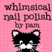 Whimsical Nail Polish by Pam