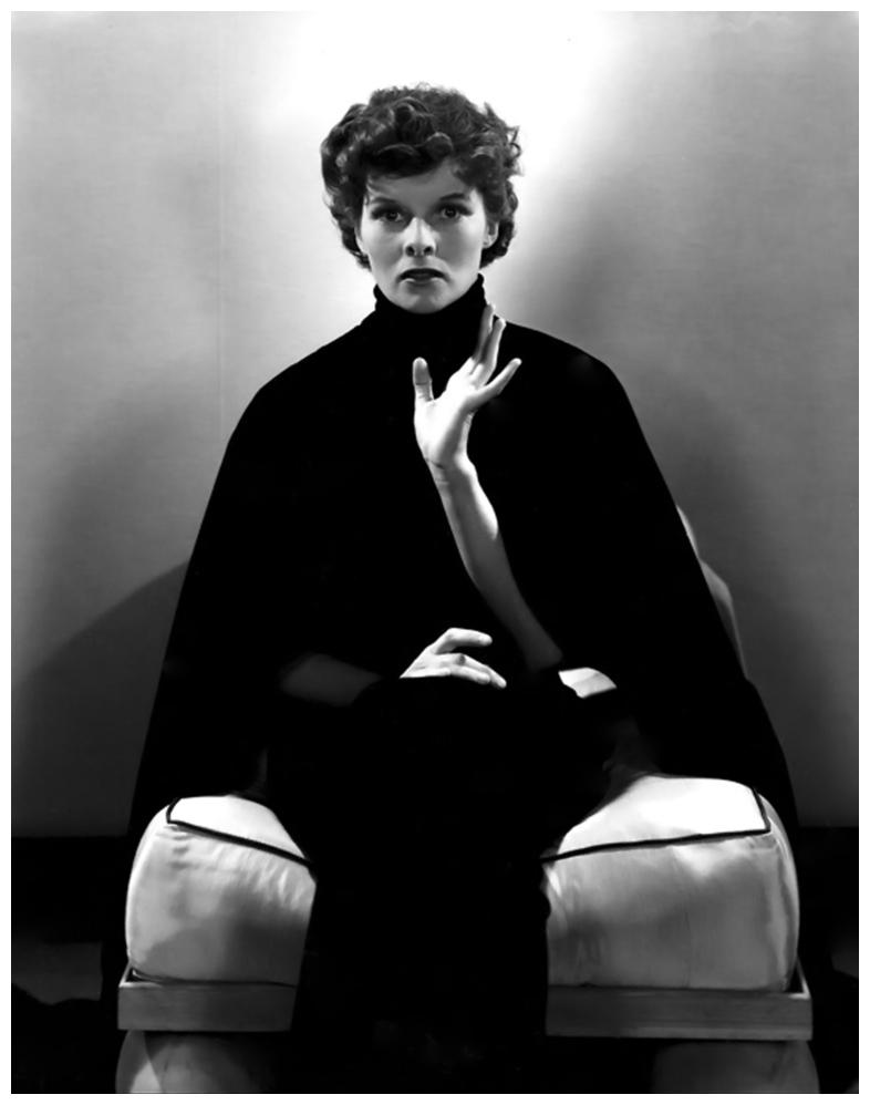 Katherine Hepburn, Edward Steichen. Fotografía | Photography