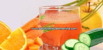 Bebidas saludables, salud, remedios naturales