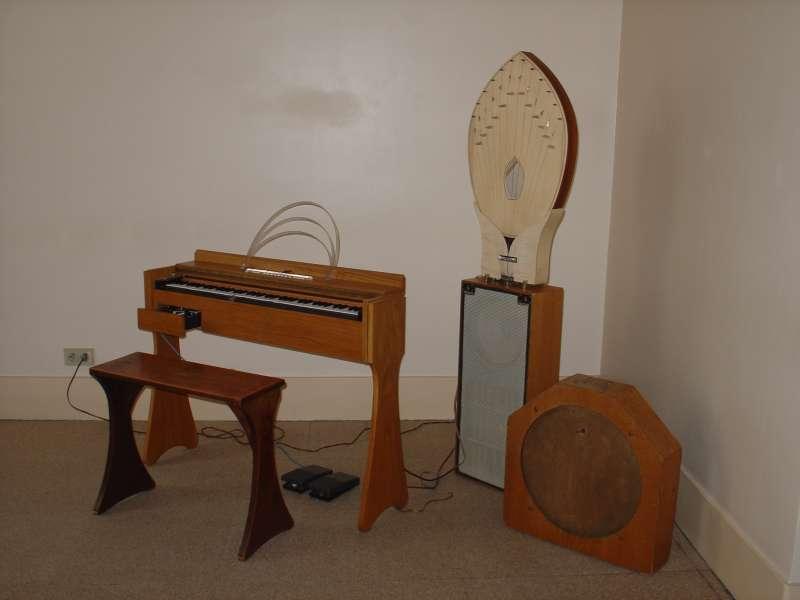 Instrumentos Musicales Electrofonos