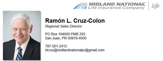 Ramon Cruz-Colon - Regional Sales Director