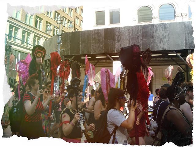 Pride week NYC
