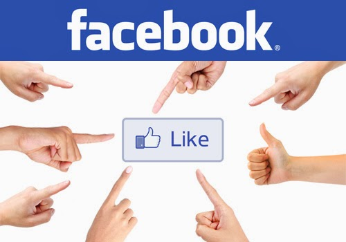 Cara Membuat Facebook Page di Blogspot