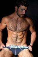 Handsome Hot Hairy Chested Hunks