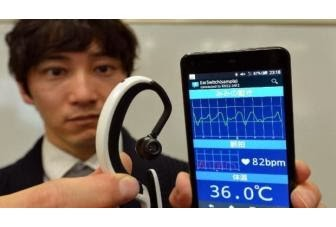 Wearable computer - can be weared in ears