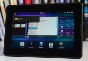 BlackBerry PlayBook 2.0 Harga dan Spesifikasi