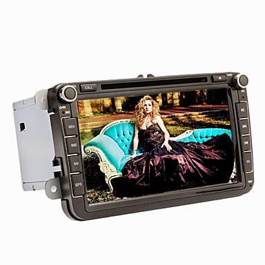 Reproductor DVD GPS TV para Volkswagen