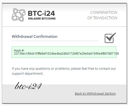 HYIP Bitcoin Min Deposit 0.001 BTC ~ Dapat Dollar, Euro