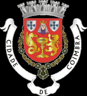 Escudo de Coimbra, antiguo reino suevo