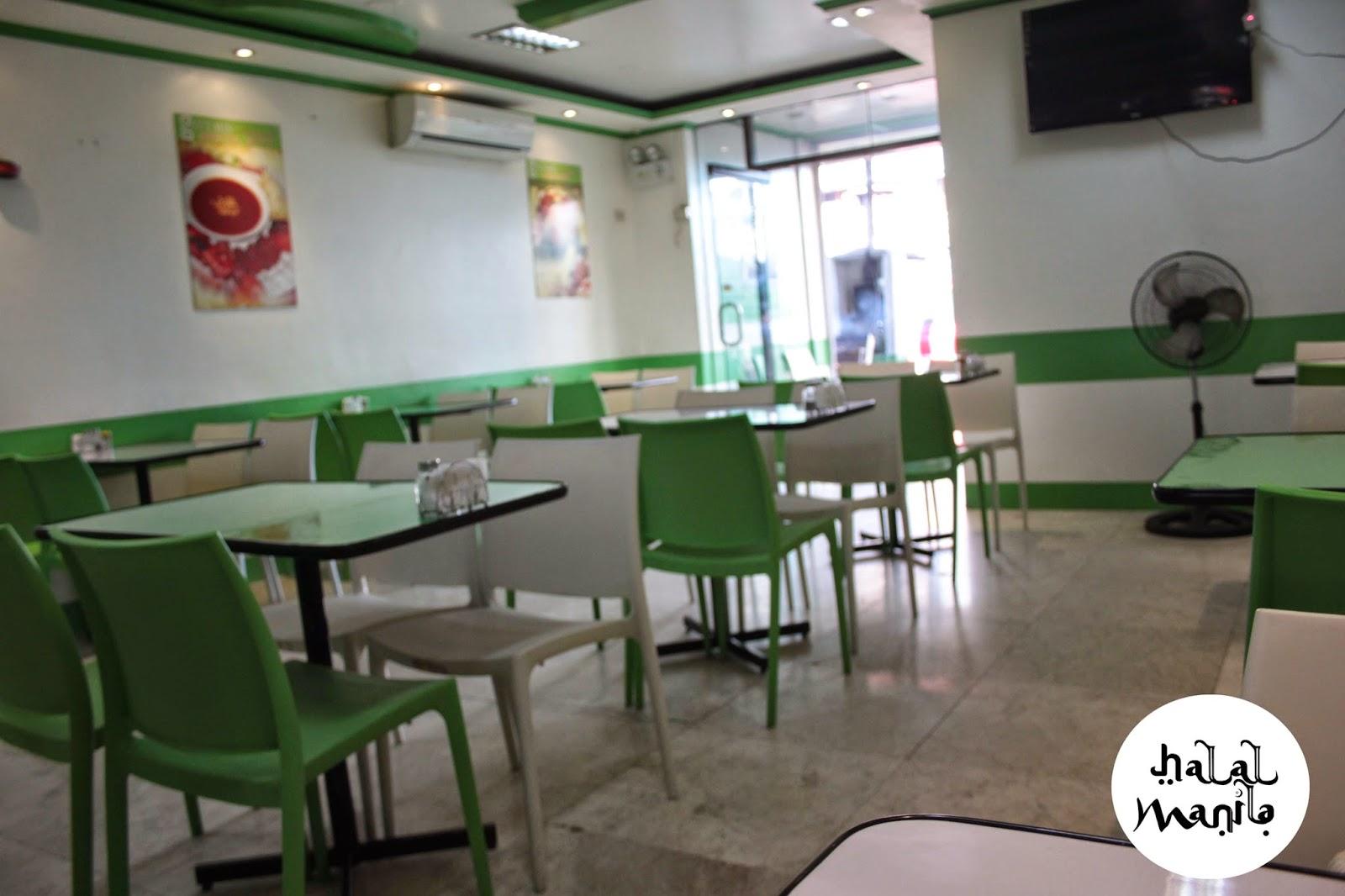 Halal Manila foods