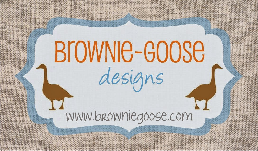 brownie goose