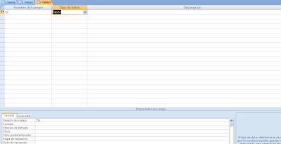 aplicaciones ofimaticas,access, base de datos, base de datos access