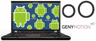 Menggunakan Gadget Android Pada Komputer dengan Genymotion