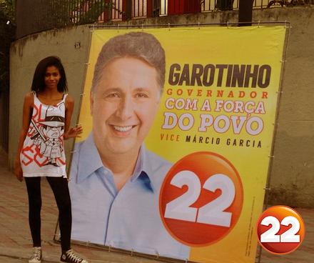 """DEPUTADO Garotinho """" Sempre ao lado do povo"""""""
