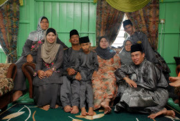 my family .. luv u all