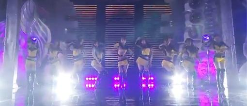 Girls' generation / SNSD / Shoujo jidai - Mr. Taxi @ Hey!x3 | Live performance