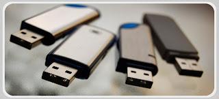conectores USB