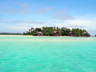 derawan exotic island