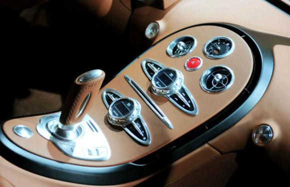 automotive auto 2010 bugatti veyron nocturne limited edition. Black Bedroom Furniture Sets. Home Design Ideas