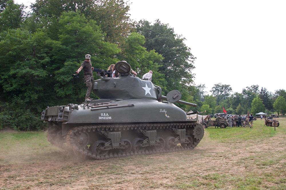 Sherman M4 ternavasso