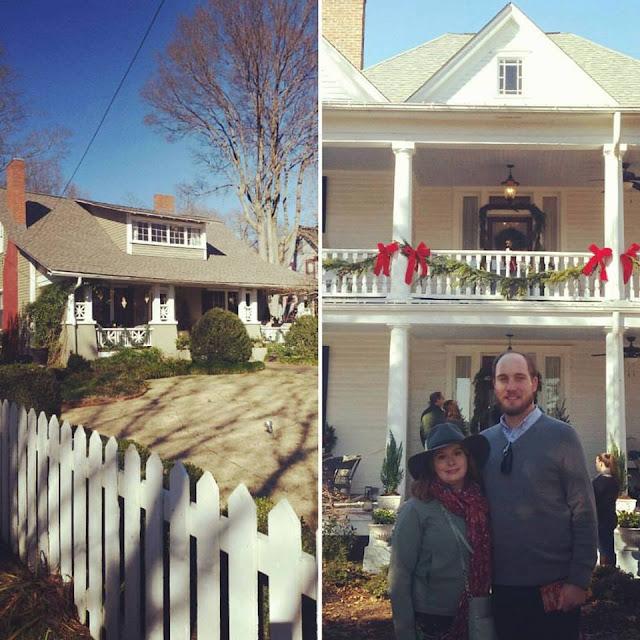 Madison AL historic tour of homes