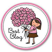 "5 Premios  ""Best Blog"""
