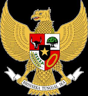 Terbentuknya Negara Indonesia Lambang+Garuda+Pancasila