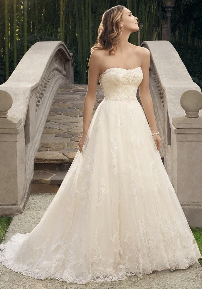 Casablanca Wedding Gown 18 Stunning