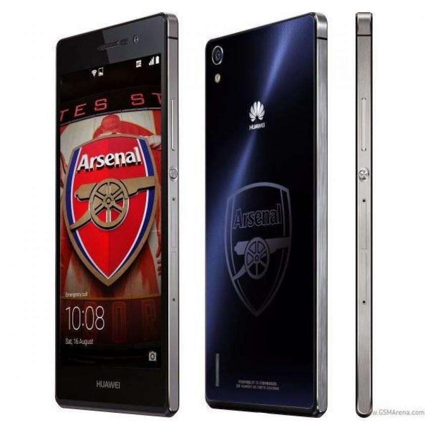 Spesifikasi Dan Harga Baru Huawei Ascend P7 L10