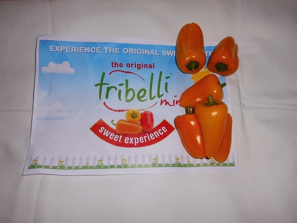 tribelli mini amarillos
