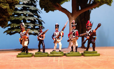 Der Kriegspieler and Hinton Hunt Napoleonic Infantry and Artillery