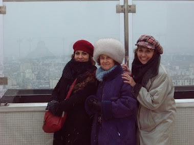 En Montmartre (nevaba!)
