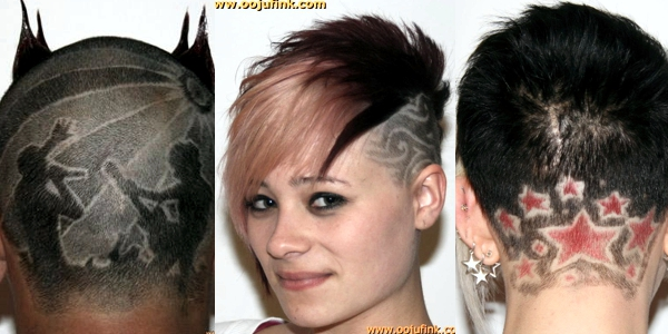 Hair tattoos by oojufink cardigan uk the haircut web for Hair tattoo cost