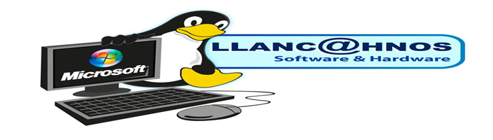 """LLanca Hnos. Software & Hardware"""