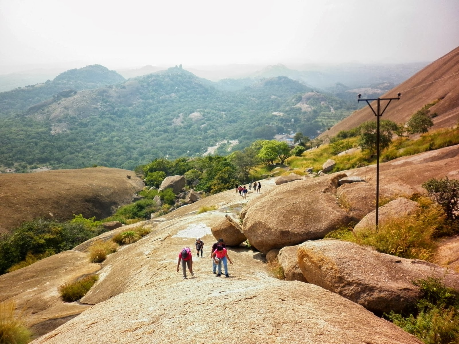 places near bangalore for one day trip
