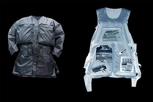 Luggage Jacket