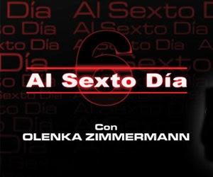 Al Sexto Dia con Olenka Zimmerman – Panamericana Television -