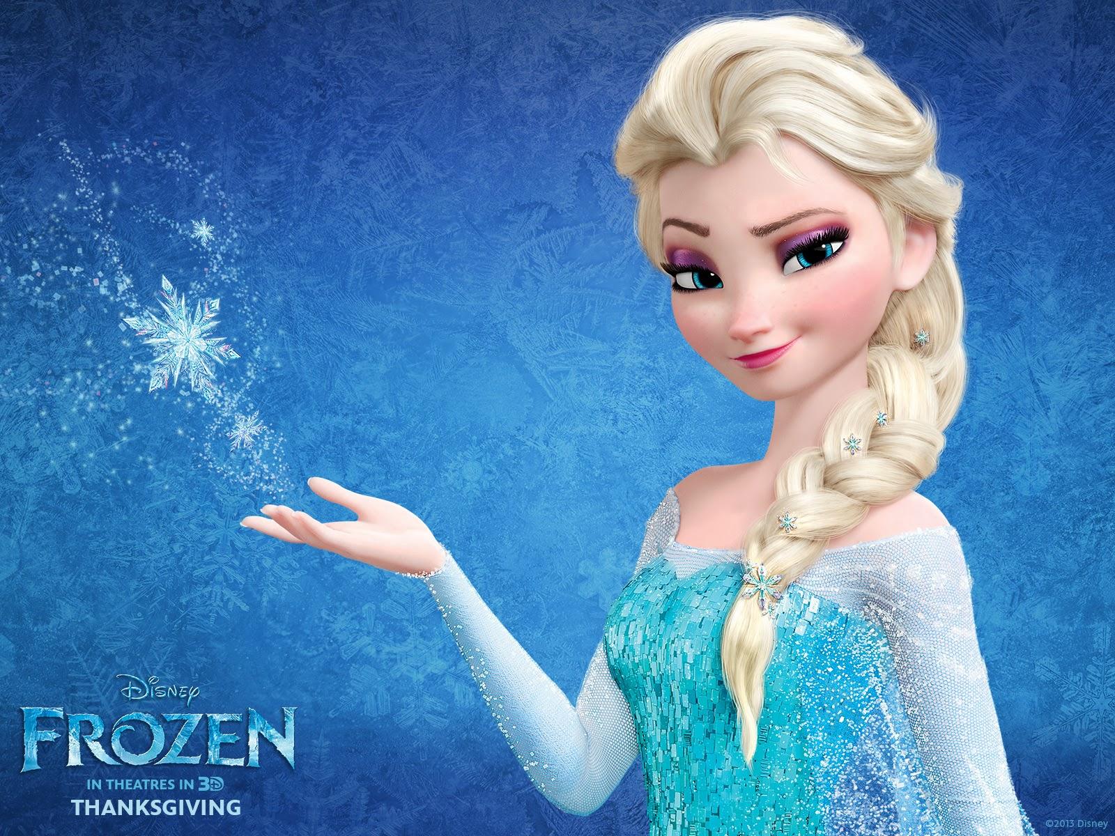 Disney frozen elsa makeup tutorial baditri Image collections