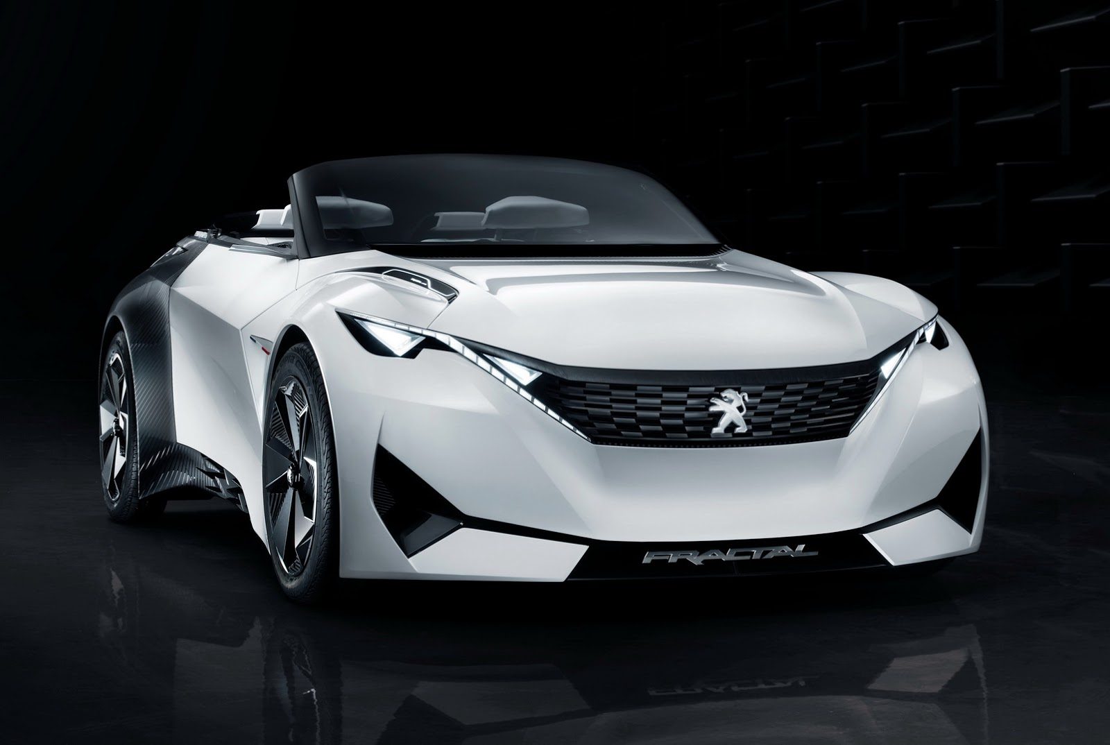 Peugeot's New Fractal Coupe-Hatch-Convertible Concept In ...