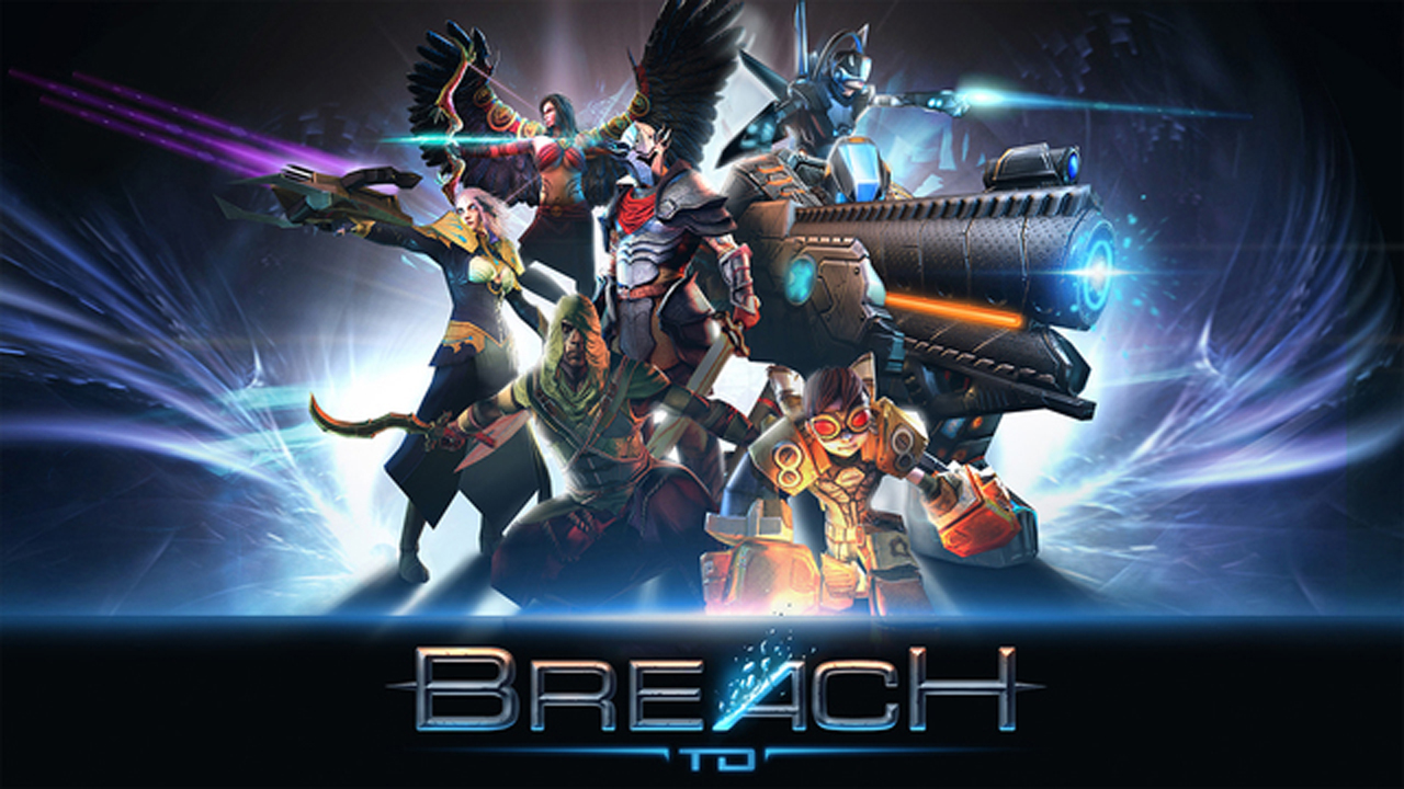 BreachTD Gameplay IOS / Android