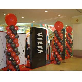 balon standing event