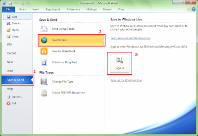 Bagaimana Cara Mapping SkyDrive ke Windows Explorer di Windows 7