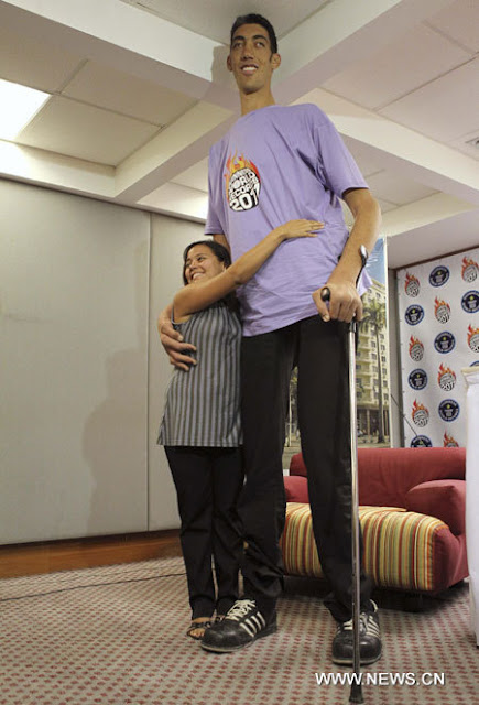 Current Tallest Man in the World