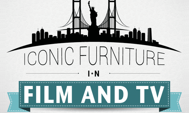 Image: Iconic Furniture in Film and TV