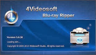 4Videosoft Blu-ray Ripper 5.2.50
