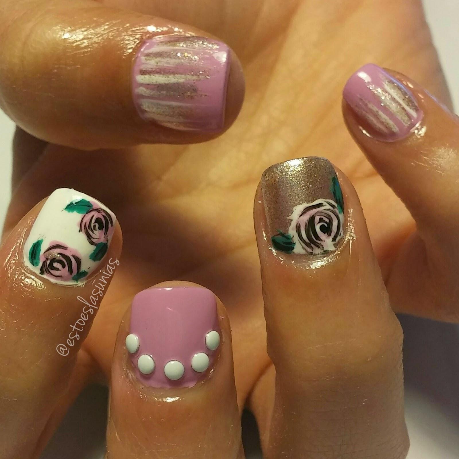 La verdad de las uñas esculpidas. / Get Glam Or Die Trying