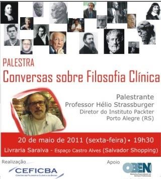 Filosofia Clínica em Salvador/BA